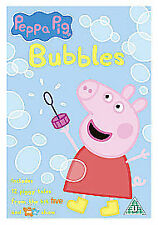 Peppa Pig - Bubbles (DVD, 2007)