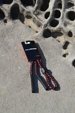 Sunglass / Eyewear Strap Cord with adjustable toggle NEW - BLACK/RED 002SR