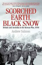 Scorched Earth, Black Snow: Britain and Australia in the Korean War, 1950, Salmo