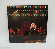 Toyah - Warrior Rock (Toyah On Tour) | Doppelalbum | Safari 1982 | VG / VG