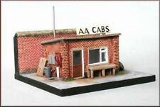 Knightwing B67 Taxi Office with Accessories Kit OO Gauge