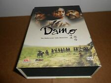 Damo: The Undercover Lady Detective Korean Drama DVD Box Set YA Entertainment