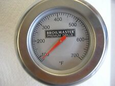 Broilmaster Heat Indicator Tempeture Gauge Fits All Models DPP119 New