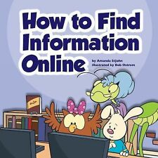How to Find Information Online (Library Skills)