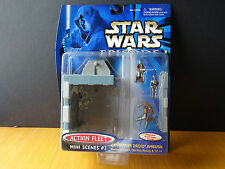 Star Wars Episode 1 Action Fleet: Mini Scenes #2 Destroyer Droid Ambush