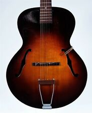 C.1940 Vintage Gibson L-50 Archtop Guitar Lot 80