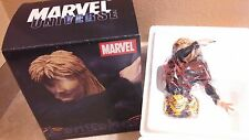 "2004 Marvel Universe Longshot Resin Bust 6"" Tall With COA 188/2500 Sam Greenwell"