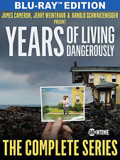 Years of Living Dangerously - The Complete Showtime Series [Blu-ray],New DVD, Ba