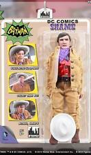 1966 BATMAN TV SERIES 3;SHAME 8 INCH ACTION FIGURE NEW MOSC FIGURE TOY CO