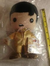 "Elvis Presley Gold Funko 8"" Doll Plushies New Elvis Lives"