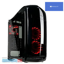 Ultraveloci QUADCORE 16gb 1tb Desktop Gaming PC Computer 7650k Windows 10 dp383