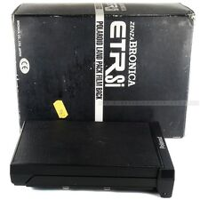 Boxed Zenza Bronica Polaroid ETR Film Back / Holder for ETR ETRS ETRSi