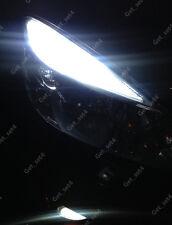Mercedes Clase C W204 2007-2013 Blanco LED brillante xenón de actualización Bombillas De Luz Lateral