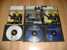COUNTER STRIKE CONDITION ZERO PARA PC + DEMO HALF LIFE 2 USADO COMPLETO