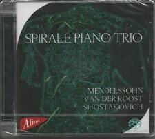 Spirale Piano Trio - Mendelssohn, Van der Roost....| Hybrid SACD Multi-ch