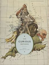 The Curious Map Book by Ashley Baynton-Williams (2015, Hardcover)