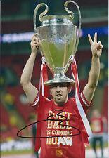 Franck RIBERY Ribéry Signed Autograph Photo AFTAL COA Bayern Munich