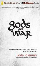 Gods at War : Defeating the Idols That Battle for Your Heart by Kyle Idleman...
