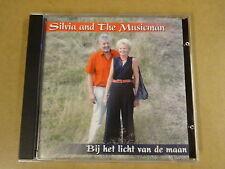 CD / SILVIA AND THE MUSICMAN - BIJ HET LICHT VAN DE MAAN