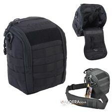 1000D Airsoft Molle Bag Military Camera/Medic/Accessory Pouch Outdoor Sports