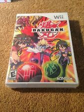 Nintendo Wii Video Game - Dreamworks Puss in Boots (New) Bakugan 2 In 1 Lot