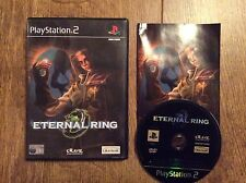 Eternal Ring Ps2 Game! Complete! Look At My Other Games!