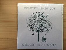 New Baby Boy Card - Five Dollar Shake Cards