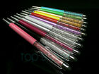 Top QUALITY Crystal 2 in 1 Stylus Touch BALLPOINT Pen SWAROVSKI ELEMENTS+Pouch