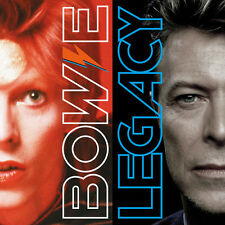 Legacy - David Bowie (2016, CD NEUF)