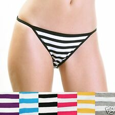 COMBO (6 PC) LADIES LOW WAIST PANTY STYLISH AND COMFORTABLE PANTIES PERFECT GIFT