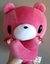 NEW NWT Gloomy Bear Plush Doll - Pink Japanese Anime 2007 TAITO Mori Chack Chax