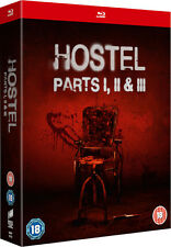 Hostel 1-3 (Blu-ray) *BRAND NEW*