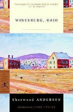Modern Library 100 Best Novels Ser.: Winesburg, Ohio by Sherwood Anderson...