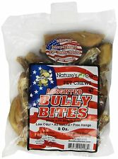 Best Buy Bones - USA Made Bully Bites, 8-Ounce Bag - Healthy Pet Chews for Dogs