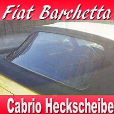 FIAT Barchetta Cabrio Heckscheibe mit Reissverschluß Baujahr 1995 - 2005 TOP