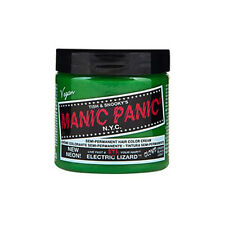Manic Panic Semi Permanent Hair Color Cream Electric Lizard 4 oz