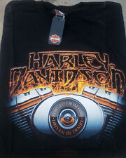 HARLEY DAVIDSON FORGET FROM FIRE SHIRT (XL) NEW HARLEY SHIRT