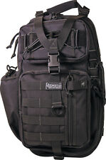 "Maxpedition MX431B Sitka Gearslinger Black Overall Size 12.5"" x 18"" x 5.25"""