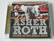 Asher Roth - Asleep In The Bread Isle - Parental Advs (CD Album) Used Very Good