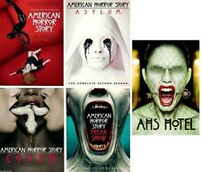 American Horror Story Season 1-5 DVD Bundle (20-Disc) Asylum Coven Freak Hotel