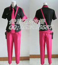 Vocaloid 2 Love Is War Meiko Pink Set Halloween Cosplay Costume J001