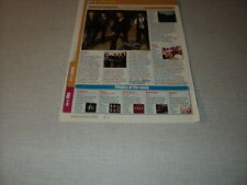 G083 WESTLIFE DANNII MINOGUE CRAIG DAVID DARREN HAYES '2007 CLIPPING
