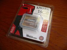 16GB CF 600x Compact Flash Memory Card for Canon EOS 40D 50D 5D MARK II 7D