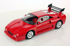 LookSmart Ferrari 288 GTO Evoluzione Standard Wheels with Showcase 1/18