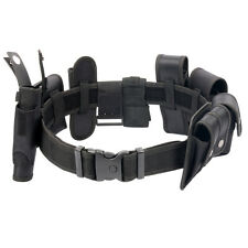 Law enforcement modular equipment system security military belt-Black