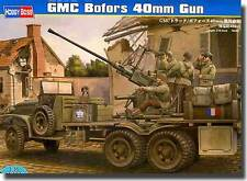 Hobby Boss 1/35 GMC Bofors 40mm Gun # 82459