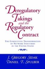 Deregulatory Takings and the Regulatory Contract: The Competitive Tran-ExLibrary