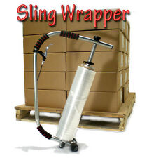 Professional StretchWrap Dispenser for Stretch Wrap Film - NEW PRODUCT!