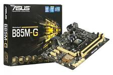 NEW!ASUS B85M-G Intel Socket 1150 Motherboard for I3/I5/I7 4th Gen CPU Mainboard