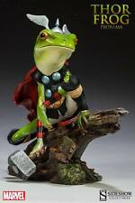 MARVEL SIDESHOW Toys  statue Figure Diorama THOR FROG avengers hot Maquette